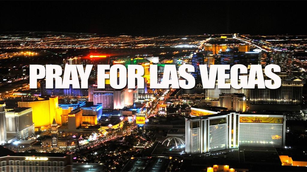 Pray for LasVegas