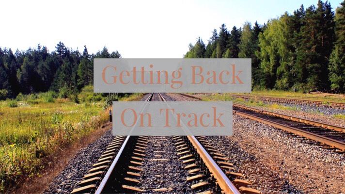 Getting Back OnTrack