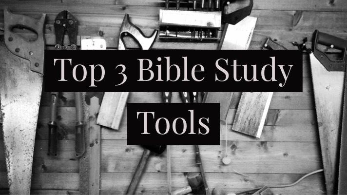 Top 3 Bible StudyTools
